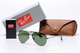 Солнцезащитные очки, Ray Ban Aviator 3025w0879g